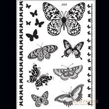 popular butterfly tribal tattoos buy cheap butterfly tribal