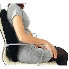support lombaire bureau coussin chaise de bureau rocambolesk superbe chaise gamer fauteuil