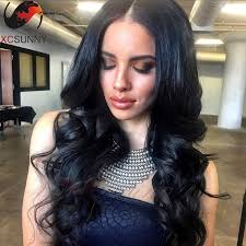 hairstyles for virgin hair new body wave hairstyles brazilian virgin hair lace front human