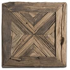 uttermost rennick reclaimed wood wall free shipping today