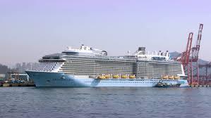 royalcaribbean royal caribbean begins building of new china cruise ship jing daily