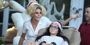 celebrity family halloween costumes dear claire dunphy about your u0027insane asylum of horror u0027 huffpost