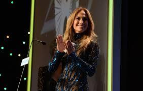 jennifer lopez thanks aunt at glaad media awards in l a