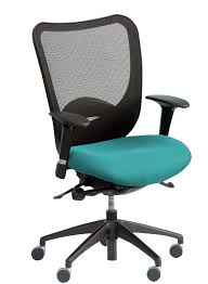 office home office chair furniture comfort back turquoise