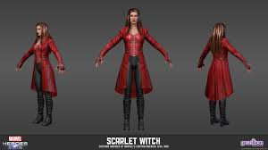 scarlet witch costume comics scarlet witch civil war costume in mh u2014 marvel heroes omega
