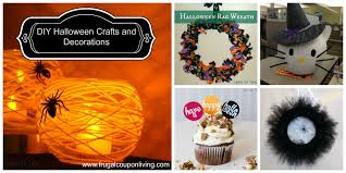 home made halloween decorations diy halloween crafts and decorations frugal coupon living jpg