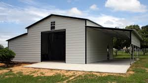 100 steel garage buildings building sheds kits residential