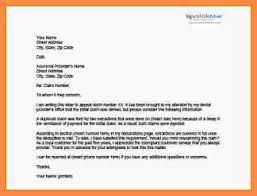 appeal letter format resume name