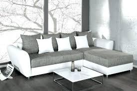 canape gris blanc conforama canape gris et blanc canapac dangle moderne gris et blanc