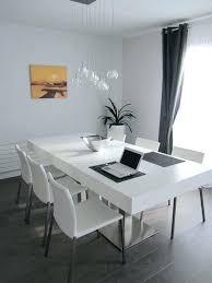 chaises salle manger design chaises salle manger design luxe chaise salle a manger blanche