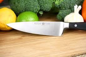 wusthof kitchen knives wusthof chef knife 6 inch wide blade honeyville com