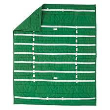 Deep Silo Builder Football Crib Quilt The Land Of Nod