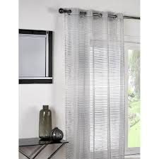 pearl satin stripe voile net curtains voiles