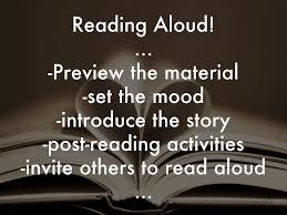 bringing children and literature together by rosalind
