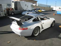 porsche 996 rsr 996 c2 to 996 rs clone using real alms 996rs parts build pics