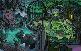 club penguin u0027s halloween party gets spookier with disney parks
