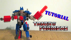 this transforming optimus prime lego build might be one of the