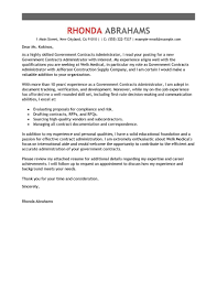 best government u0026 military cover letter examples livecareer