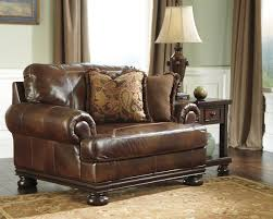image of oversized leather chair best of modern