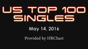 billboard 100 top 100 singles may 14 2016 youtube