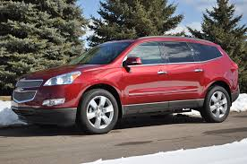 2011 chevrolet traverse information and photos zombiedrive