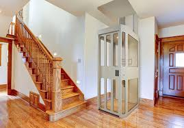houses with elevators home elevators residential elevators easy climber