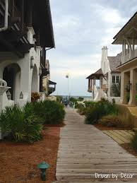 West Indies Home Decor A Walking Tour Of Rosemary Beach Driven By Decor