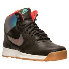 womens nike boots size 12 nike womens acorra acg boots iridescent 807151 336 size 12 ebay