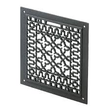 amazon com minuteman international cast iron floor grate grille