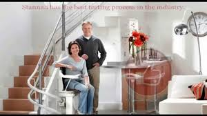 Used Stair Lifts For Sale by Starla 260 By Stannah Colorado Stairlifts For Curved Stairs Youtube