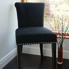 Orb Chair Eichholtz Key Largo Chair Black Cashmere Houseology