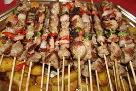 cuisiner pour 20 personnes brochettes de porc a la plancha bienvenue