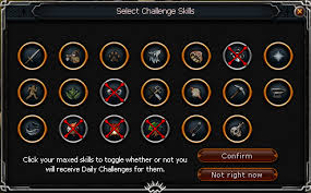Daily Challenges Pages Tip It RuneScape Help The Original