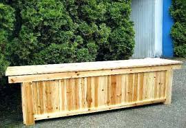 outside storage bench patio furniture storage outdoor bench storage