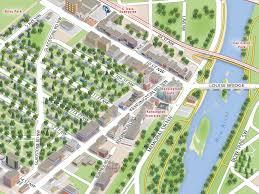 Calgary Map 3d Mobimaps Map Guides Calgary Maps