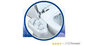 Bidet Toilet Seat Review Luxe Bidet Mb320 Double Nozzle Fresh And Warm Water Spray Bidet
