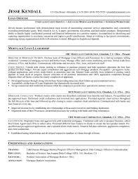 Real Estate Agent Job Description For Resume Job Loan Officer Job Description For Resume
