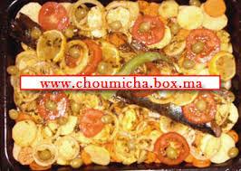 cuisiner du saumon au four saumon au four choumicha cuisine marocaine choumicha
