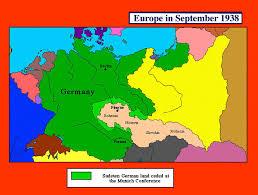 map of germany in europe world war ii maps