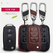 Cover Bag Polo Genuine Leather Car Key Cover Bag Chaveiro For