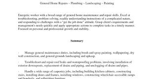 handyman resume handyman resume objective exles ideas of sle resume for