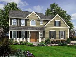 front porches on colonial homes colonial style homes with front porch home styles farm house
