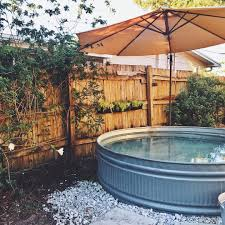 Biggest Backyard Pool by Diy Stock Tank Pool Everything You Need To Know Hey Wanderer