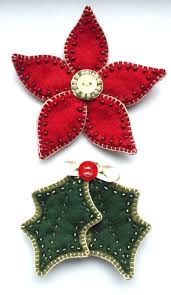 best 25 felt christmas ornaments ideas on pinterest christmas
