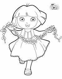 download coloring pages dora coloring page dora coloring in pages