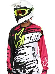 purple motocross gear teal techstar venom jersey black alpinestars motocross gear grey