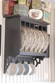 Kitchen Cabinet Plate Rack Storage Furniture Home Fbffdecfcfb Plate Storage Plate Racks Corirae