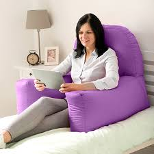 bed reading pillows reading pillow for bed white bed