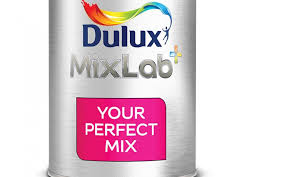 mixlab with homebase dulux