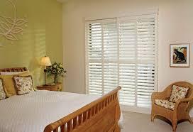 Blinds For Triple Window Window Treatments For Triple Sliding Glass Doors Window